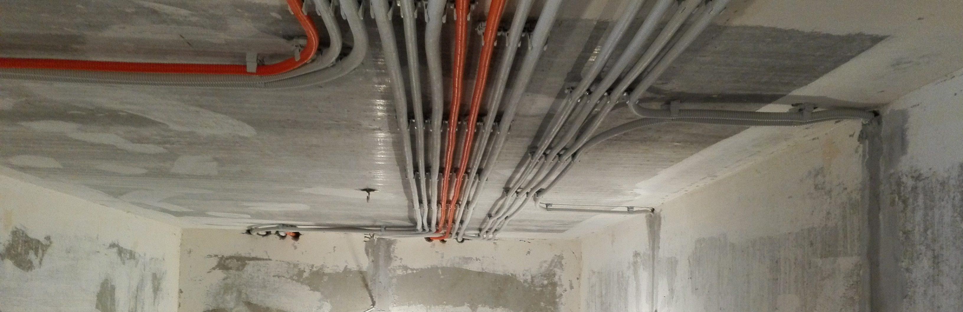 как сделать разводку электропроводки в доме