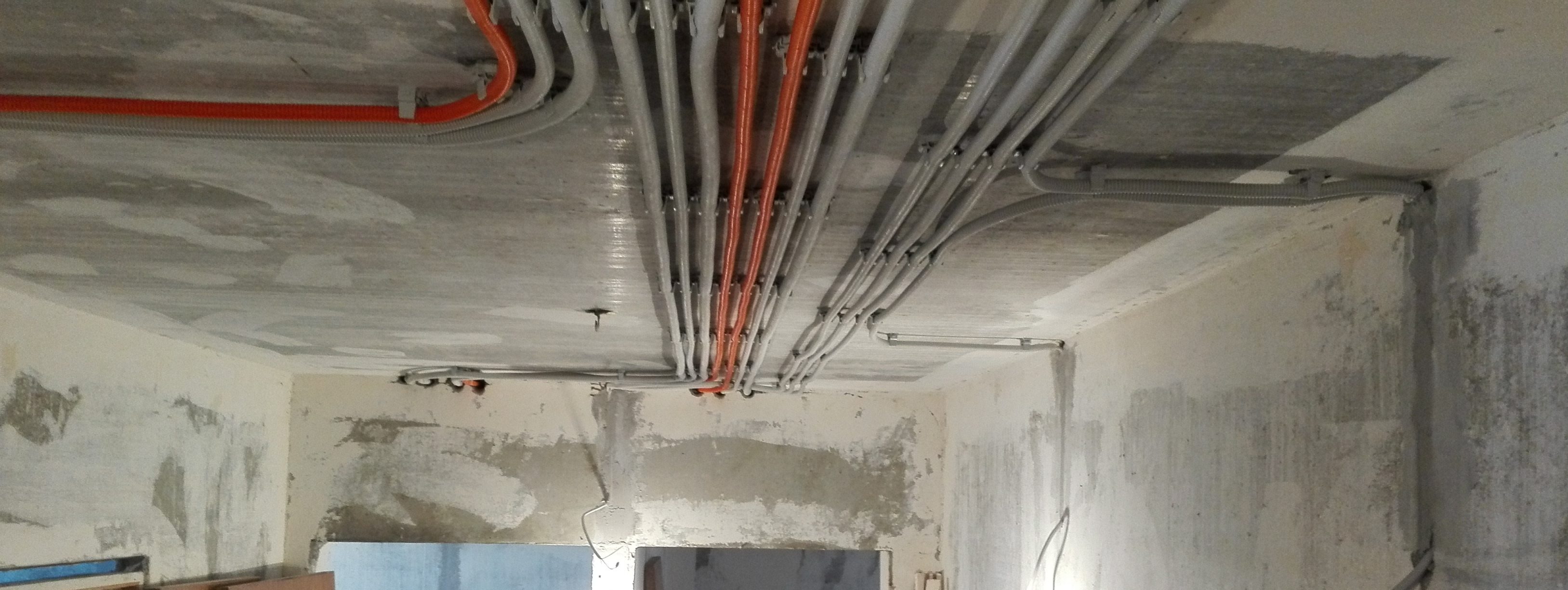 Правила прокладки электрики в квартире