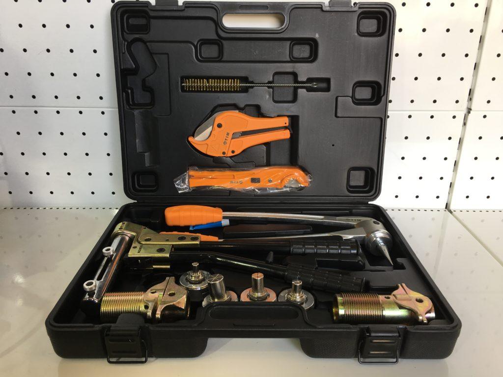 аналого инструмента рехау
